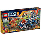 more details on LEGO Nexo Knights Axl's Tower Carrier - 70322