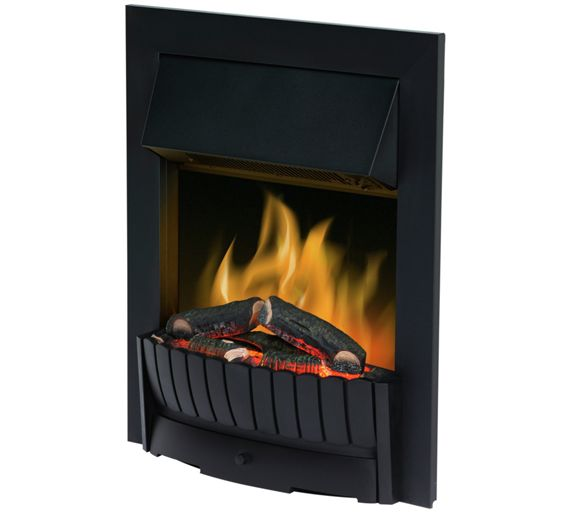 buy dimplex clement inset electric fire at. Black Bedroom Furniture Sets. Home Design Ideas