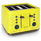 Morphy Richards Prism Toaster - Yellow