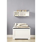 more details on Mamas & Papas Harrow Storage Box and Shelf - White