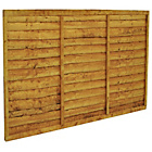 more details on Forest 1.2m Fence Panel - Pack of 10.