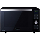 more details on Panasonic NN-DF386 Combination Microwave - Black.