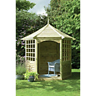 more details on Forest Wooden Arden Standard Gazebo.