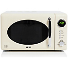 more details on Akai A24006C Standard Microwave - Cream.