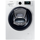 more details on Samsung AddWash WW80K6610QW 8Kg 1600 Spin Washing Machine.