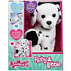 more details on Animagic Rubie and Lottie Mum and Baby.