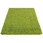 more details on Jazz Shaggy Rug - 120x170cm - Apple.