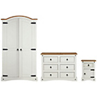 more details on Collection Puerto Rico 3 Piece Bedroom Package - Two Tone.
