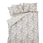 more details on Catherine Lansfield Cafe De Paris Duvet Cover Set - Double.