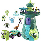 more details on Scooby Doo Mystery of the Frighthouse Playset.