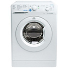 more details on Indesit XWB 71252 7Kg 1200 Spin Washing Machine - White.