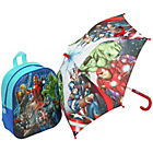 more details on Avengers Backpack and Umbrella Set.