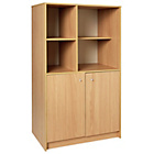 more details on Calgary 2 Door Storage Unit - Oak.
