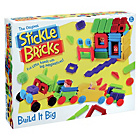 more details on Stickle Bricks Build it Big Box - 100 Pieces.