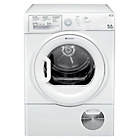 more details on Hotpoint TCFS 835 GP Condenser Tumble Dryer - White.