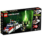more details on LEGO IDEAS GHOSTBUSTERS Ecto-1 & 2 75828