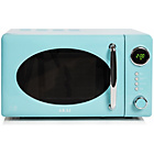 more details on Akai A24006BL Standard Microwave - Blue.