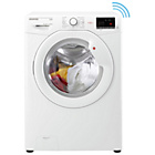 more details on Hoover HL1672D3 7KG 1600 Spin One Touch Washing Machine