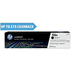 more details on HP 126A 2-pack Black LaserJet Toner Cartridges (CE310AD)