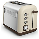 Morphy Richards Accents Two Slice Stainless Steel Toaster