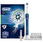 more details on Oral-B Smart Series 4000 CrossAction Electric Toothbrush.