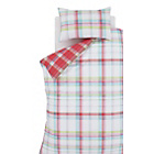 more details on Catherine Lansfield St Ives Check Duvet Cover Set - Single.