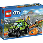 more details on LEGO City Volcano Exploration Truck - 60121.