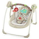 more details on Comfort & Harmony Portable Cozy Kingdom Baby Swing.