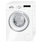 more details on Bosch WAN28100GB 7KG 1400 Spin Washing Machine - White.