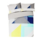 more details on Collection Geometric Shapes Bedding Set - Double.