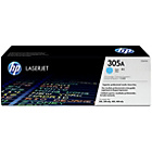 more details on HP 305A Cyan Original LaserJet Toner Cartridge (CE411A)