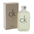 more details on Calvin Klein CK One - 200ml Eau de Toilette.