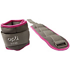 more details on Opti Ankle Weights - 2 x 0.5kg.
