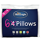 more details on Silentnight 6 Pack of Pillows.