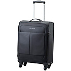 more details on Carlton Ultralite Small 4 Wheel Soft Suitcase - Black.