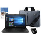 "more details on HP 15"" Intel Pentium 4GB 1TB Black - Inc Bag, Mouse & McAfee"