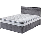 more details on Airsprung Keswick 800 Luxury Pillowtop Small Double Divan.