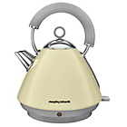 more details on Morphy Richards 102032 Accents Pyramid Cream Kettle.