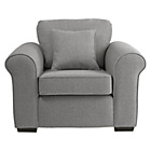 more details on Collection Erinne Fabric Chair - Grey.