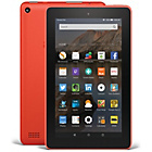 more details on Amazon Fire 7 Inch 16GB Tablet - Tangerine.