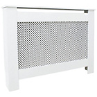 more details on HOME Odell Medium Radiator Cabinet - White.