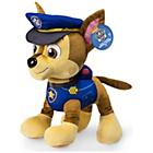 more details on Paw Patrol Jumbo Plush - Chase.