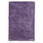 more details on Collection Silky Shaggy Deep Pile Rug - Heather.