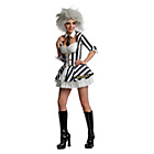 more details on Rubies Womans Miss Beetlejuice Costume Size 10 - 12.