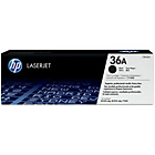 more details on HP 36A Black Original LaserJet Toner Cartridge (CB436A)