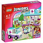 more details on LEGO Juniors Mias Vet Clinic - 10728.