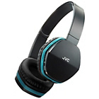 JVC HA-SBT5 On-Ear Bluetooth Headphones - Blue