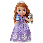 more details on Sofia the First 12in Feature Doll.