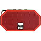 more details on Mini H2O II Wireless Portable Speaker - Red.