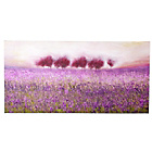 more details on Collection Painted Bluebell Field Canvas.